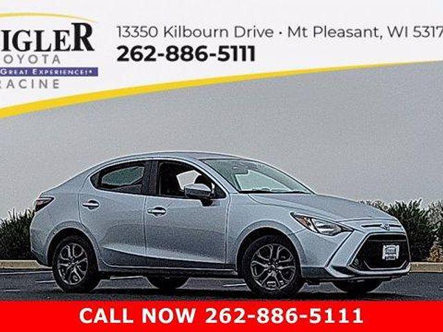 2019 Toyota Yaris Sedan for sale near Mount Pleasant, WI