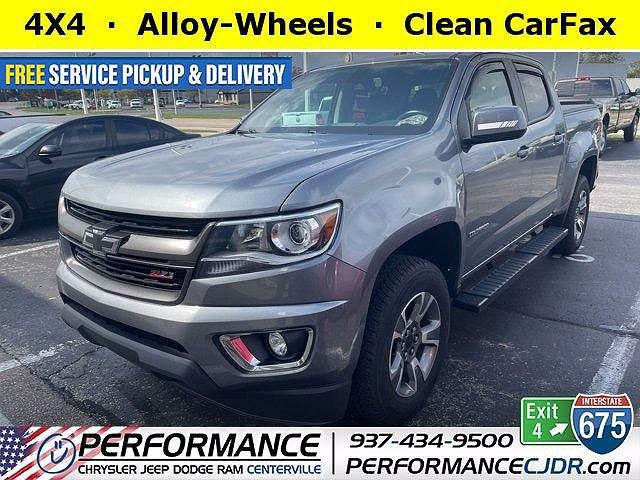 2018 Chevrolet Colorado 4WD Z71 for sale in Centerville, OH