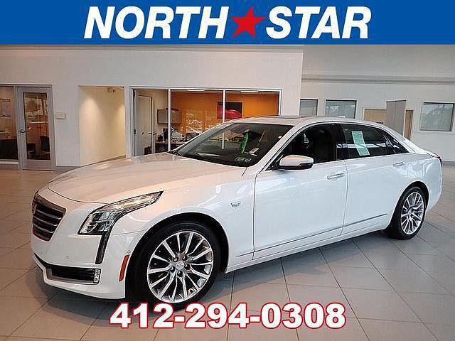 2018 Cadillac CT6 Luxury AWD for sale in Coraopolis, PA