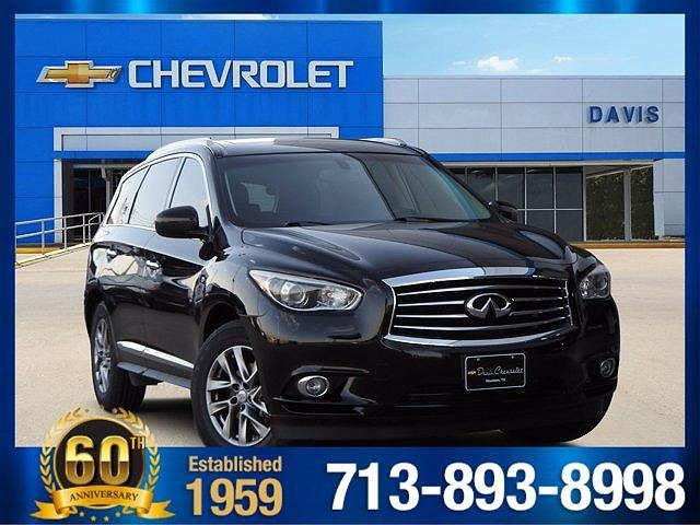 2014 INFINITI QX60 FWD 4dr for sale in Houston, TX