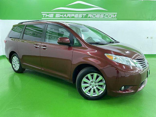 2017 Toyota Sienna XLE for sale in Englewood, CO