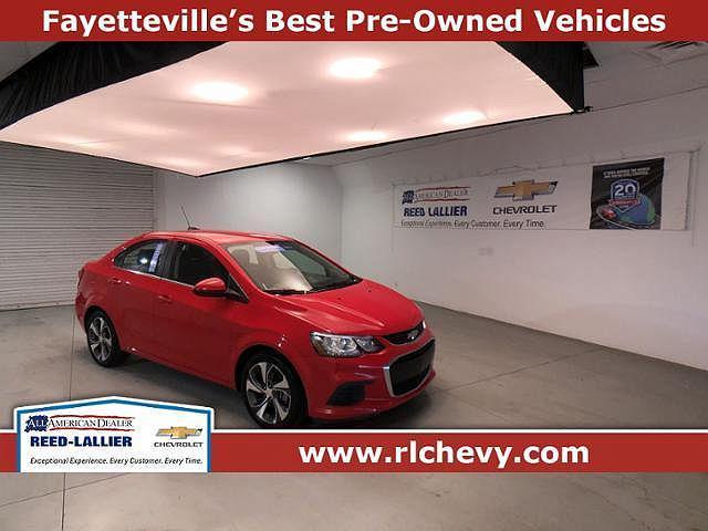 2020 Chevrolet Sonic Premier for sale in Fayetteville, NC