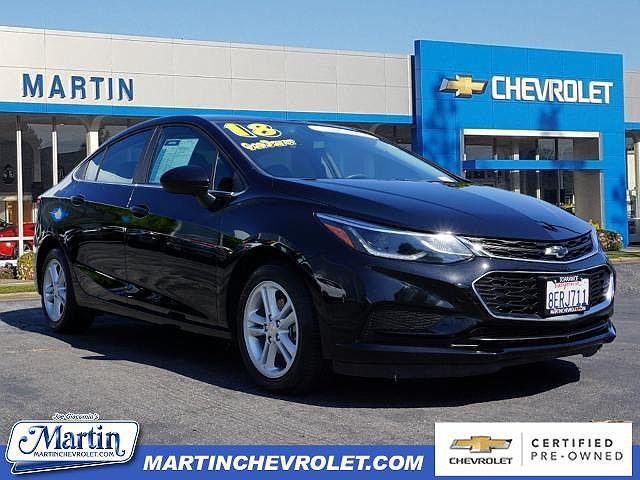 2018 Chevrolet Cruze LT for sale in Torrance, CA