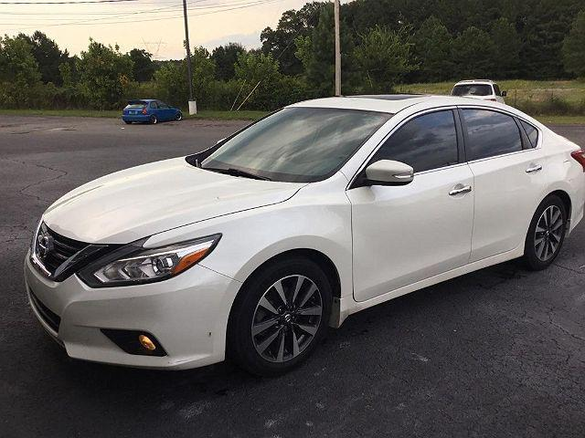 2017 Nissan Altima 2.5 SV for sale in Albertville, AL