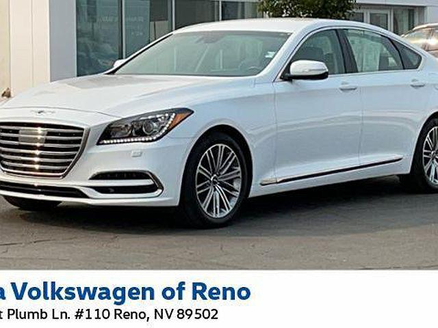 2018 Genesis G80 3.8L for sale in Reno, NV