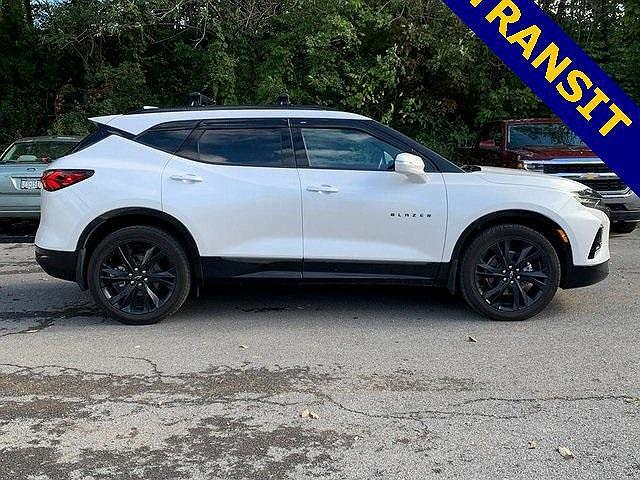 2021 Chevrolet Blazer RS for sale in Highland, IN