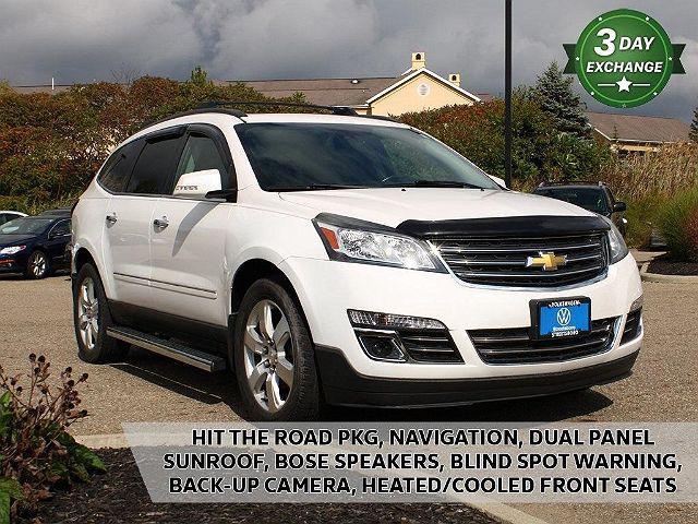 2017 Chevrolet Traverse Premier for sale in Streetsboro, OH