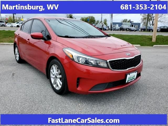 2017 Kia Forte S for sale in Hagerstown, MD