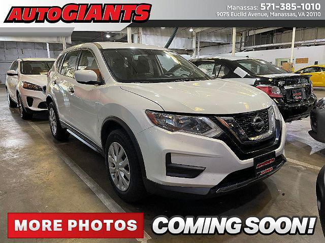 2017 Nissan Rogue S for sale in Manassas, VA