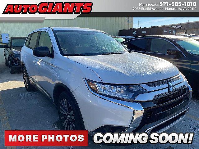 2019 Mitsubishi Outlander ES for sale in Manassas, VA