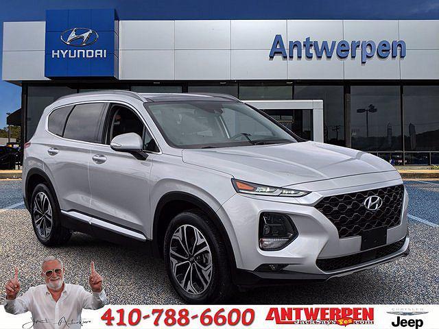 2019 Hyundai Santa Fe Ultimate for sale in Baltimore, MD