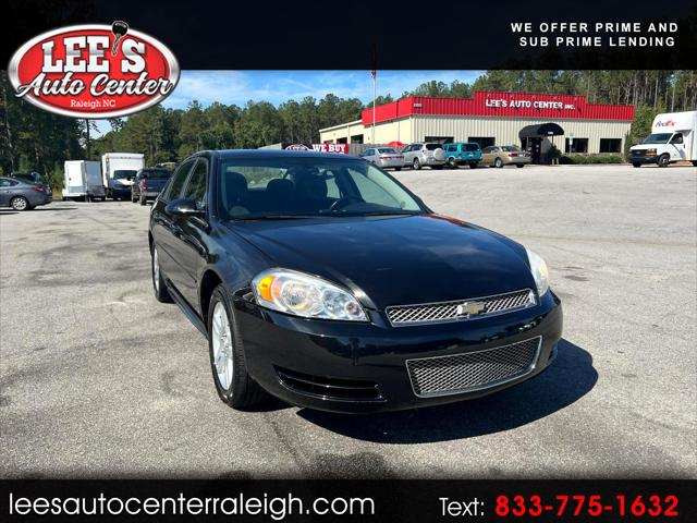 2012 Chevrolet Impala LT Fleet for sale in Raleigh, NC