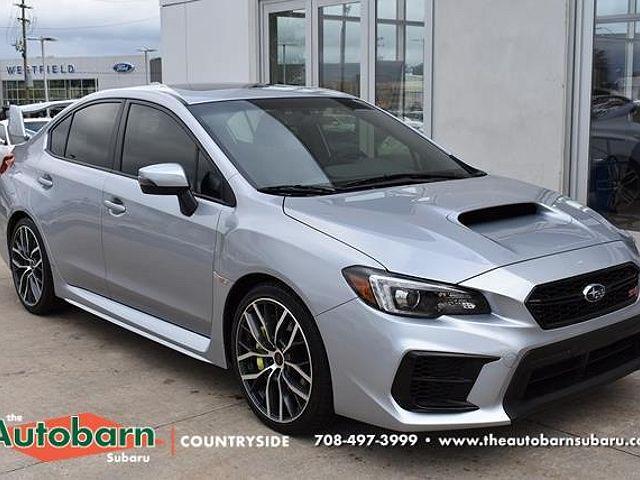 2020 Subaru WRX STI Limited for sale in Countryside, IL