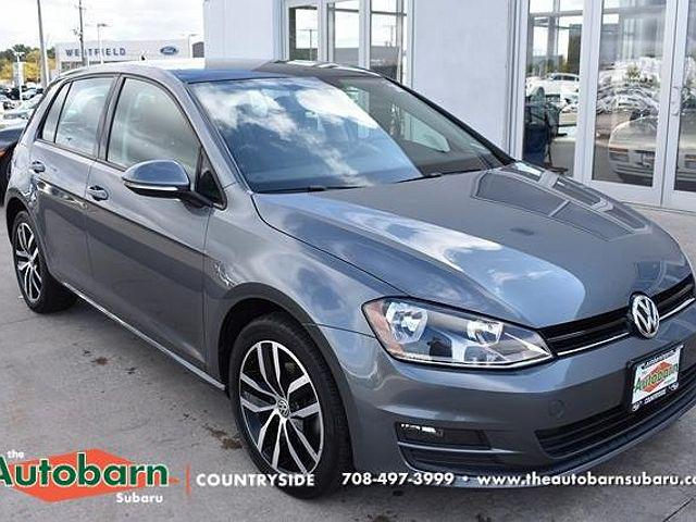 2017 Volkswagen Golf SE for sale in Countryside, IL