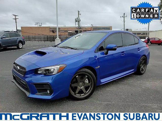 2020 Subaru WRX Limited for sale in Skokie, IL