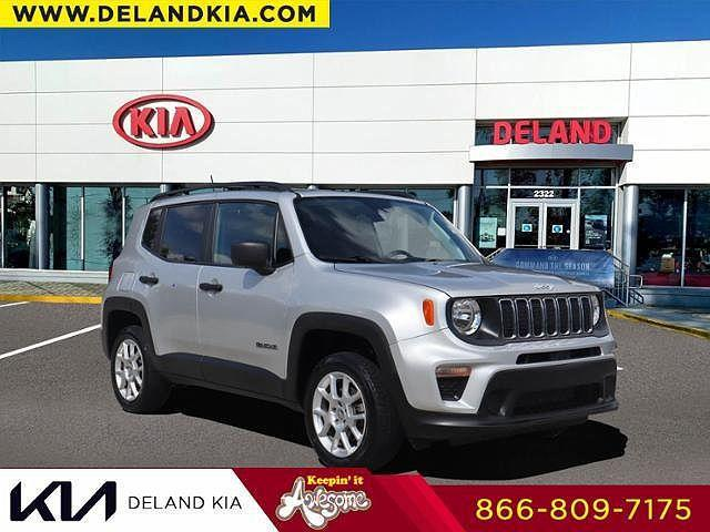 2019 Jeep Renegade Sport for sale in Deland, FL