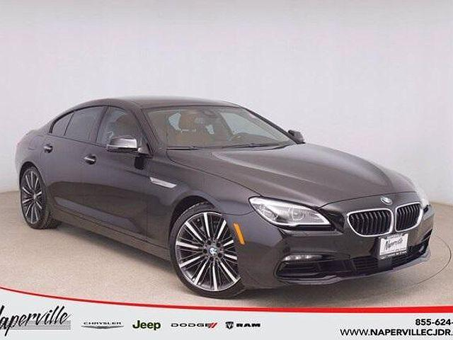 2017 BMW 6 Series 650i xDrive for sale in Naperville, IL