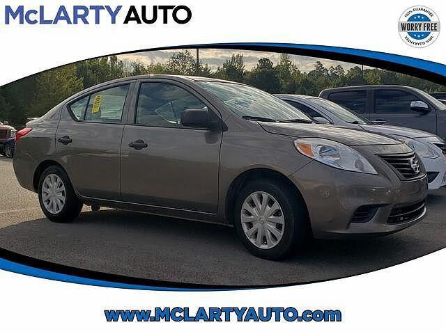 2014 Nissan Versa for sale near Little Rock, AR