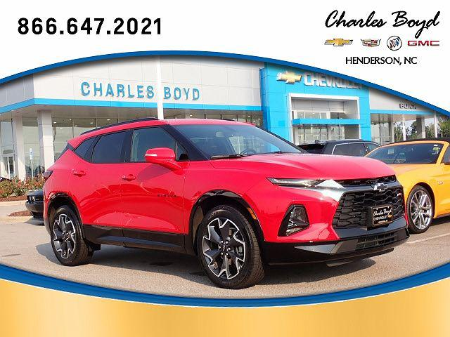 2020 Chevrolet Blazer RS for sale in Henderson, NC