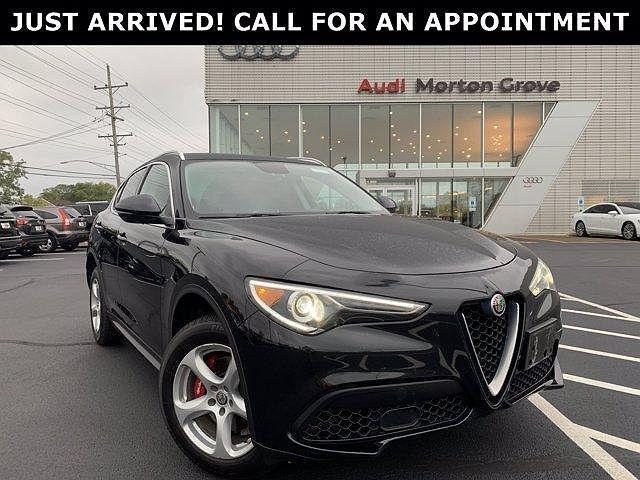 2018 Alfa Romeo Stelvio AWD for sale in Morton Grove, IL