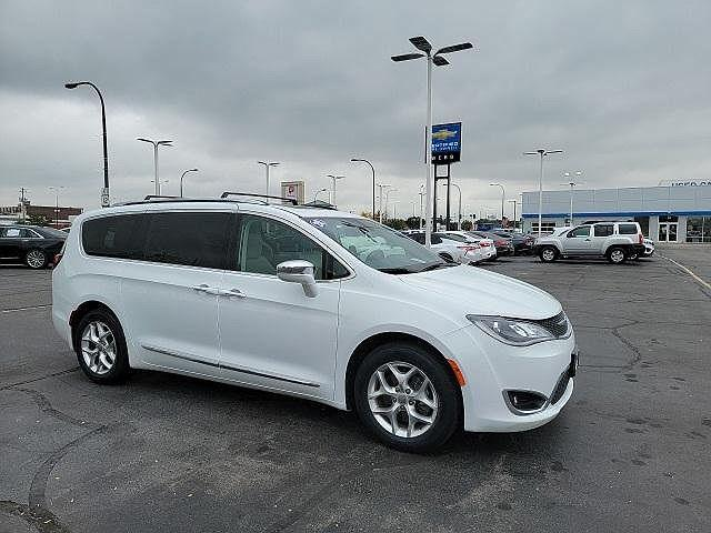 2020 Chrysler Pacifica Limited for sale in Oak Lawn, IL