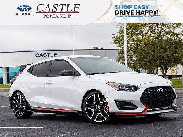 2020 Hyundai Veloster N Manual for sale in Portage, IN