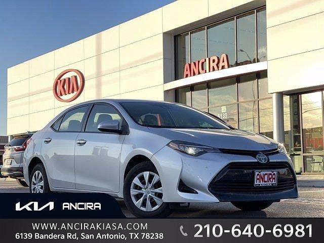 2017 Toyota Corolla L for sale in San Antonio, TX