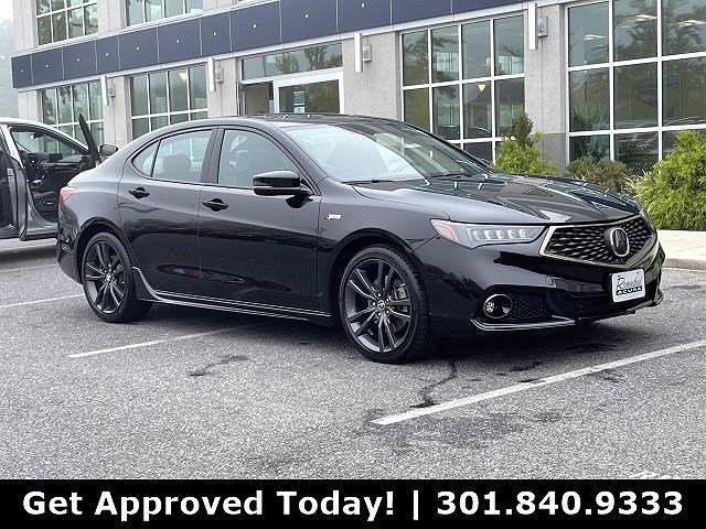 2020 Acura TLX w/A-Spec Pkg for sale near Gaithersburg, MD