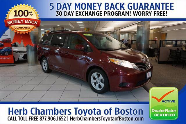 2013 Toyota Sienna LE for sale in Boston, MA