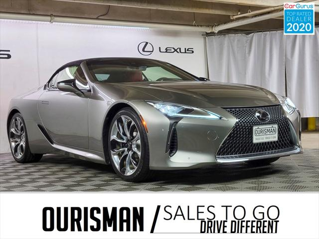 2021 Lexus LC LC 500 for sale in Rockville, MD