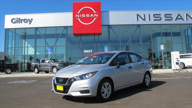 2021 Nissan Versa S for sale in Gilroy, CA