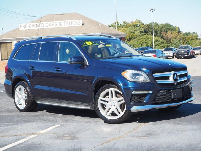 2013 Mercedes-Benz GL-Class GL 550 for sale in Huntingdon, PA