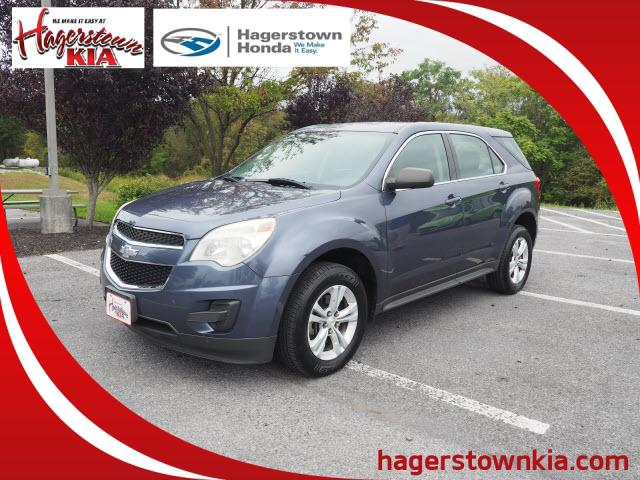 2013 Chevrolet Equinox LS for sale in Hagerstown, MD