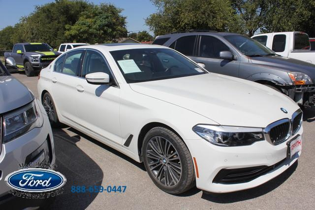 2019 BMW 5 Series 530i xDrive for sale in San Antonio, TX