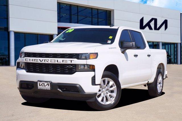 2020 Chevrolet Silverado 1500 Custom for sale in Round Rock, TX