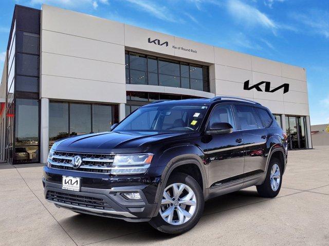2019 Volkswagen Atlas 3.6L V6 SE for sale in Round Rock, TX