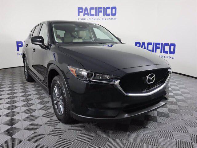 used 2017 Mazda CX-5 Touring