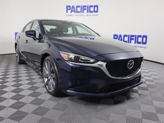 used 2018 Mazda Mazda6 Touring