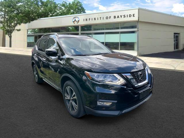 2018 Nissan Rogue SL [1]