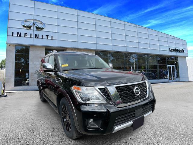2017 Nissan Armada Platinum [1]