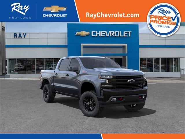 2021 Chevrolet Silverado 1500 LT Trail Boss for sale in Fox Lake, IL