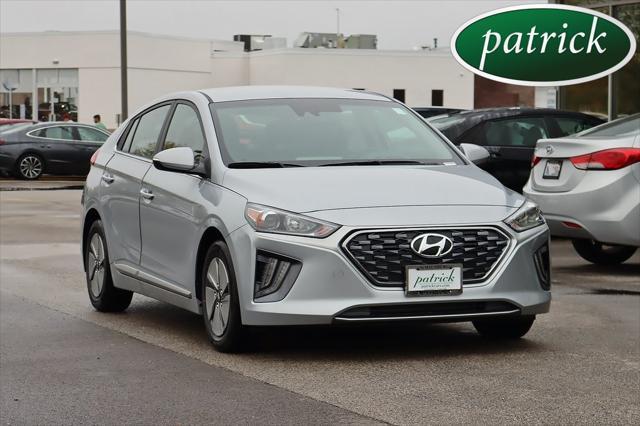 2022 Hyundai Ioniq Hybrid SE for sale in SCHAUMBURG, IL