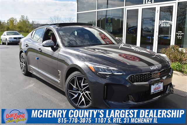 2022 Kia Stinger GT-Line for sale in McHenry, IL