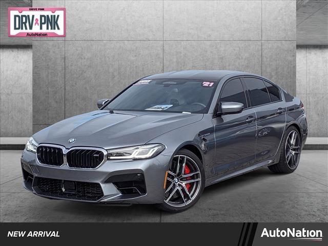 2021 BMW M5 Sedan for sale in Bellevue, WA
