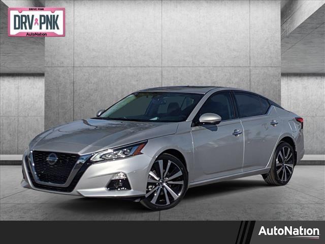 2021 Nissan Altima 2.5 Platinum for sale in Las Vegas, NV