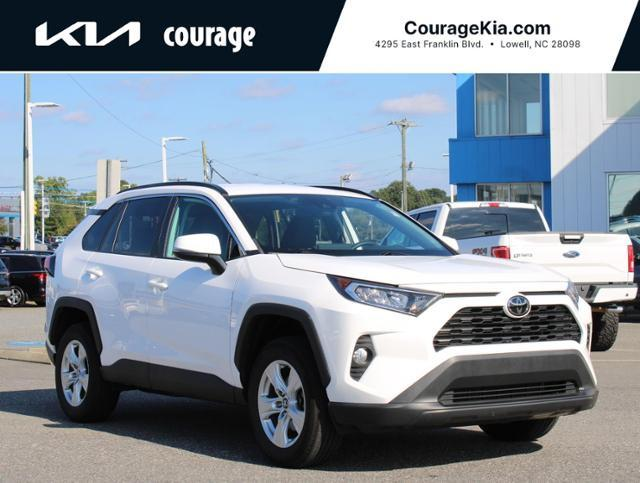 2020 Toyota RAV4 XLE for sale in Gastonia, NC