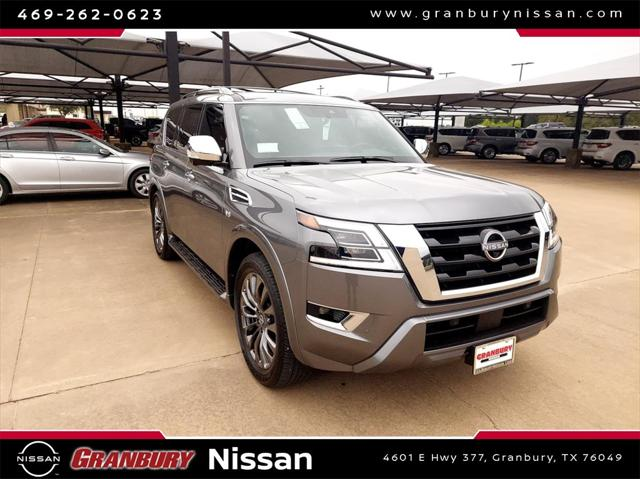 2022 Nissan Armada Platinum for sale in Granbury, TX
