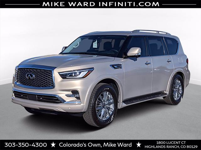 2022 INFINITI QX80 LUXE for sale in Highlands Ranch, CO