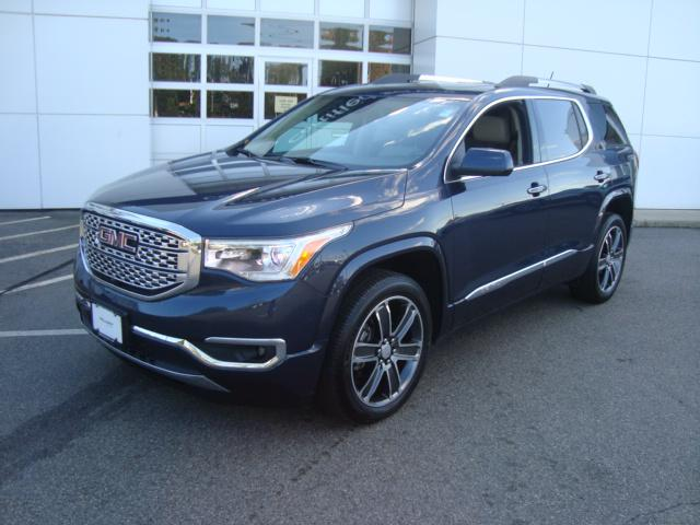 2018 GMC Acadia Denali for sale in Portsmouth, NH