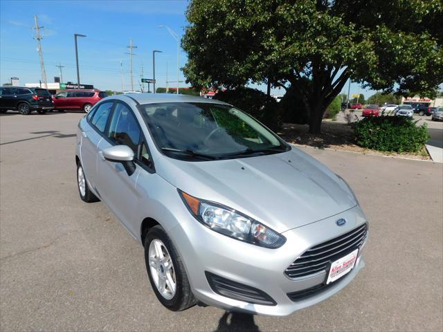 2018 Ford Fiesta SE for sale in Hutchinson, KS